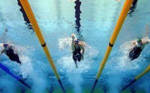 アジア競技大会競泳