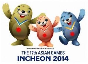アジア大会2014マスコット