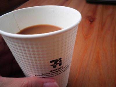 セブンイレブンコーヒー