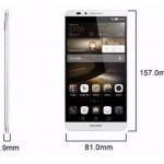 Huawei Ascend Mate7とnexus6:高機能SIMフリースマホ2機種