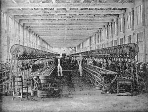明治期の富岡製糸場